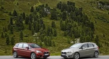 Da BMW una nuova compatta premium, la nuova Serie 2 Active Tourer