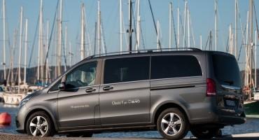 """Mercedes-Benz: vacanze da sogno nella nuova Classe V con i """"Villaggi Bravo"""""""
