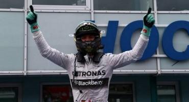 F1 GP di Germania (Hockenheim), ancora Rosberg davanti a un sorprendente Bottas, 5° Alonso