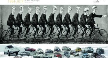 L'Opel Design Studio compie 50 anni