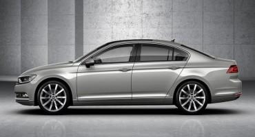 Volkswagen presenta in anteprima mondiale la nuova Passat