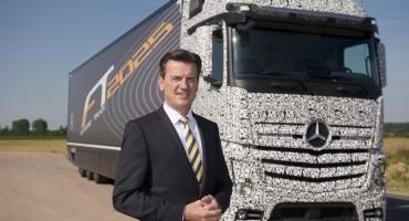 Mercedes-Benz Future Truck 2025, anticipa i contenuti dell'autocarro di linea del futuro