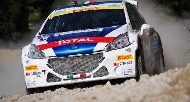 CIR Peugeot : Rally di San Marino all'ultimo respiro
