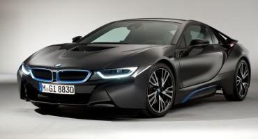 BMW , guidare in sicurezza al buio