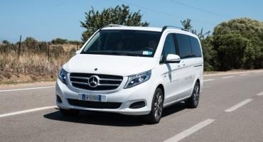 I Negramaro in tour su Mercedes Classe V