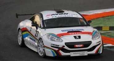 ACI Sport, CITE: Luca Filippi guest star Peugeot al Mugello
