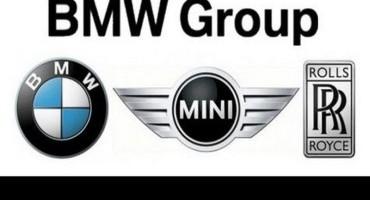 BMW Group : superato il milione di unità nei primi sei mesi dell'anno