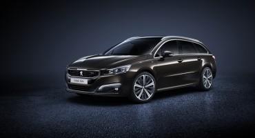 Peugeot: c'è tanto della Concept Exalt nella nuova 508