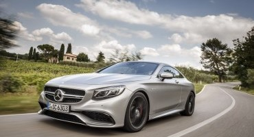 Da Mercedes-Benz la nuova Classe S Coupé, esclusività e raffinatezza tecnologica