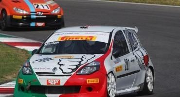 La Renault New Clio di Istvan Minach sarà in pista allo start di Gara 1, alla guida Davide Bonamico