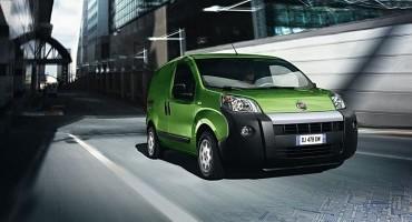 FIAT: il Regno unito premia la versatilità dei veicoli commerciali Doblò Cargo e Fiorino