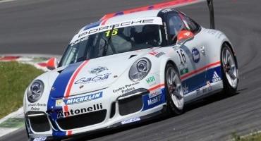 Carrera Cup: si riparte dal Mugello con la new entry Glauco Solieri e con Massimo Monti in sostituzione di Vito  Postiglione