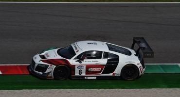 ACI Sport, Mugello, Mapelli-Schoeffler si aggiudicano Gara 1 su Audi R8 LMS