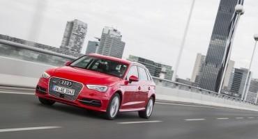 Audi A3 Sportback e-tron: il futuro della mobilità sostenibile non è mai stato così vicino