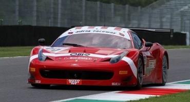 ACI Sport, Italiano GT, in Gara 2 al Mugello si impone la Ferrari di Lucchini-Pier Guidi