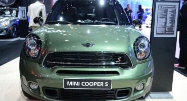 Da MINI la nuova Countryman