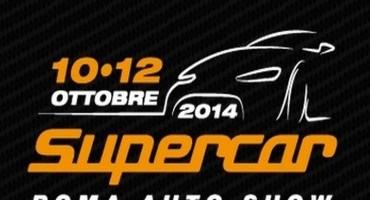 SUPERCAR, le auto da sogno alla Fiera di Roma, dal 10 al 12 Ottobre 2014