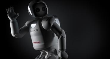 ASIMO, il robot umanoide sviluppato da Honda, giunge in Europa