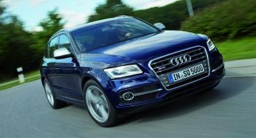 Audi festeggia i sei milioni di unità prodotti a Ingolstadt