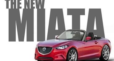 Mazda svela la nuova MX 5