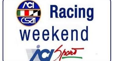 ACI Sport, cala il sipario sul 7° round di gare al Mugello, prossimo appuntamento il 2 e 3 Agosto a Magione