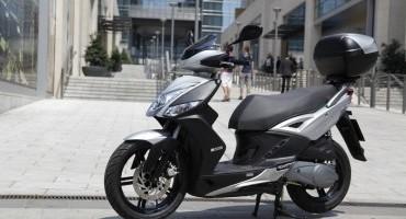 Kymco Agility R16 Plus: con nuovi motori è già disponibile presso le concessionarie