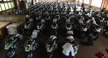 BMW Motorrad International GS Trophy North America 2014