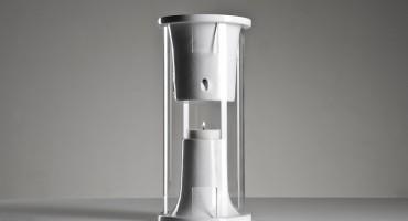 PELTY, l'energia termica di una candela per alimentare un dispositivo di riproduzione audio wireless (bluetooth)