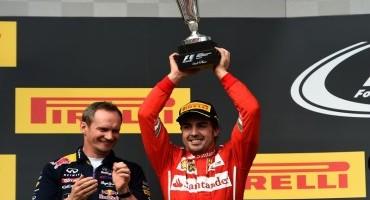 F1-GP d'Ungheria: la Ferrari con Alonso ad un soffio dal successo, gran rimonta di Kimi