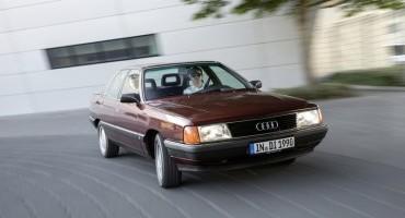 Audi festeggia i primi 25 anni del TDI