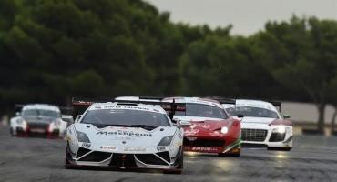 ACI Sport, Italiano GT, Barri-Bortolotti su Lamborghini Gallardo si aggiudicano Gara 1