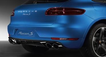"""Porsche, nuovo """"Sport Design pack"""" per la Macan"""