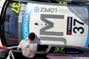 FIA WORLD TOURING CAR CHAMPIONSHIP 2014 - ARGENTINA