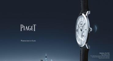 """Piaget, i suoi capolavori in giro per il mondo nella campagna """"Perfection in Life"""""""