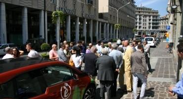 BMW i3, a disposizione del Gruppo TEA di Mantova per una mobilità sostenibile