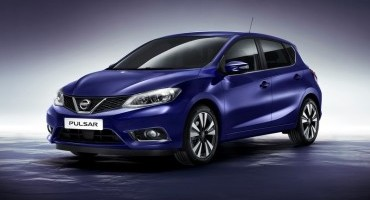 Da Nissan, la nuova Pulsar, concentrato di tecnologia, stile e spaziosità
