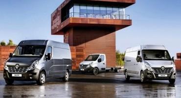 Renualt veicoli commerciali, sicurezza e performance con il nuovo Master