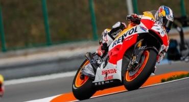MotoGP, Brno, vittoria a sorpresa di Dani Pedrosa, Marquez fuori dal podio, 3° Rossi