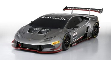 Lamborghini, pronta la nuova Huracán LP 620-2 Super Trofeo