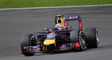 Formula1, GP Belgio, a Spa la conferma di Ricciardo, poi Rosberg e Bottas