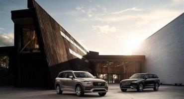 Volvo presenta in anteprima mondiale la XC 90