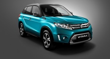 Suzuki, al Salone di Parigi 2014 (4-19 Ottobre) svelerà la nuova Vitara