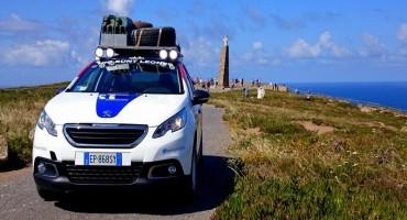 Conclusa la seconda tappa del Peugeot World Tour: dall'Oceano Atlantico all'Oceano Pacifico
