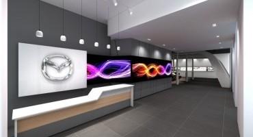 Mazda Space, il nuovo spazio Europeo nel cuore di Barcellona, debutterà il 3 e 4 Settembre