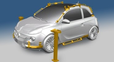 Opel realizza utensili con l'ausilio di stampanti 3D e semplifica i processi di produzione delle Auto