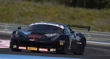 ACI Sport, Italiano GT, Paul Ricard, nella terza sessione di libere miglior tempo al duo Magli-Ferrara (Easy Race-458 Italia)