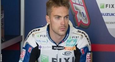 MotoGP, Leon Camier debutterà alla guida della Honda RCV 1000R del Team Drive M7 Aspar