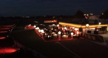 Ferrari F1, a Fiorano, una cena con il Team per programmare gli sviluppi futuri della Scuderia