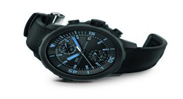 IWC Schaffhausen Aquatimer Chronograph Edition – Edizione Galapagos