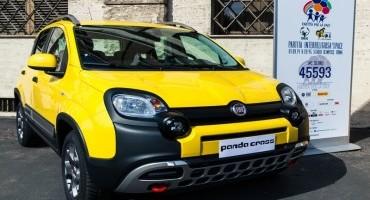 """Fiat: una flotta di Panda Cross per la """"Partita Interreligiosa per la Pace"""""""